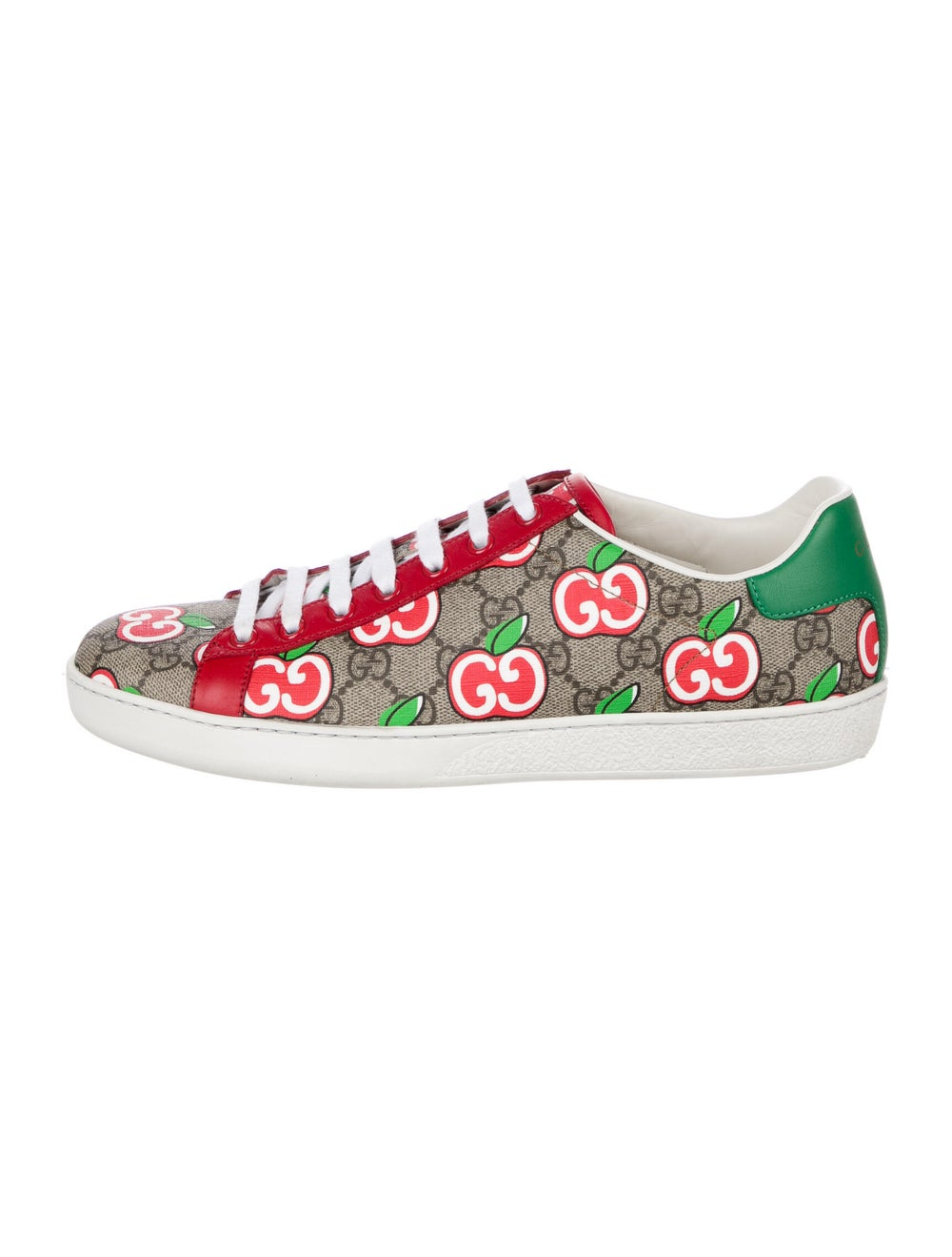 Gucci GG Apple Sneakers Sneakers - image 1