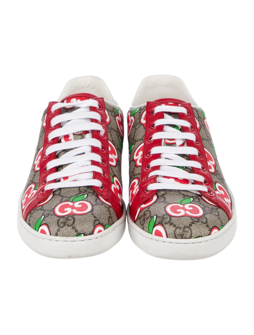Gucci GG Apple Sneakers Sneakers - image 3