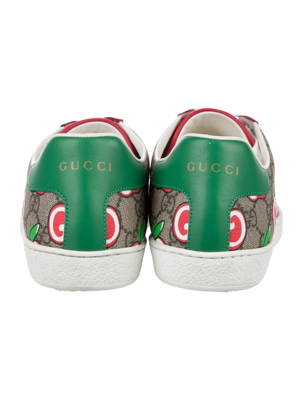 Gucci GG Apple Sneakers Sneakers - image 4