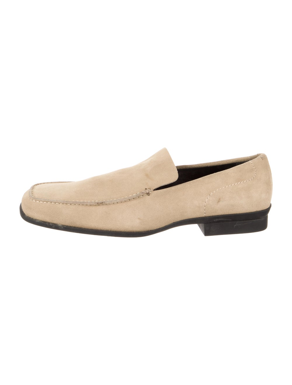 Gucci Suede Loafers - image 1