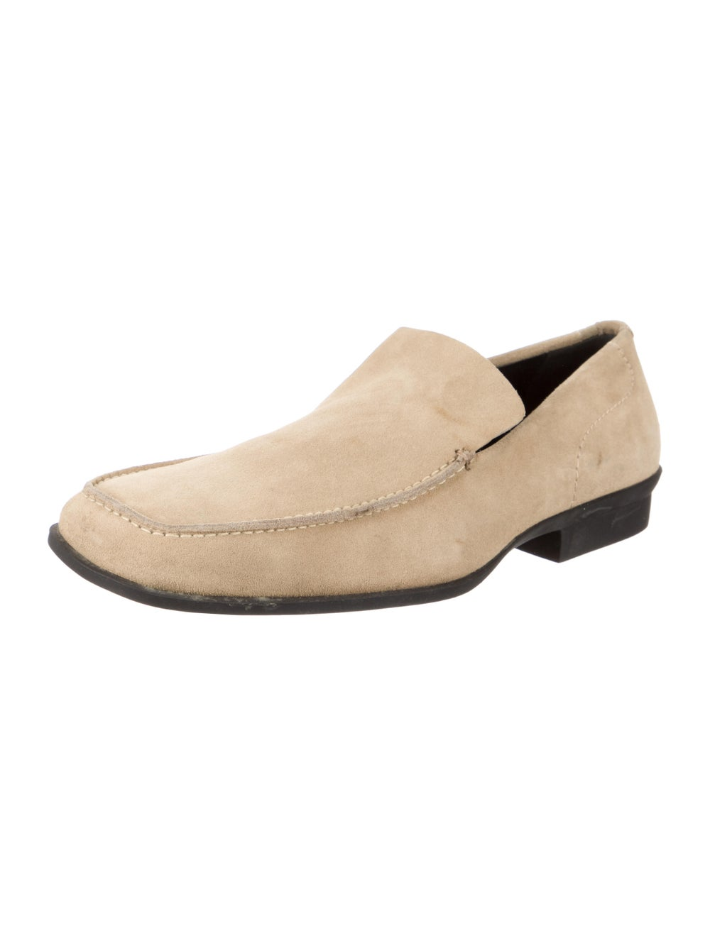 Gucci Suede Loafers - image 2