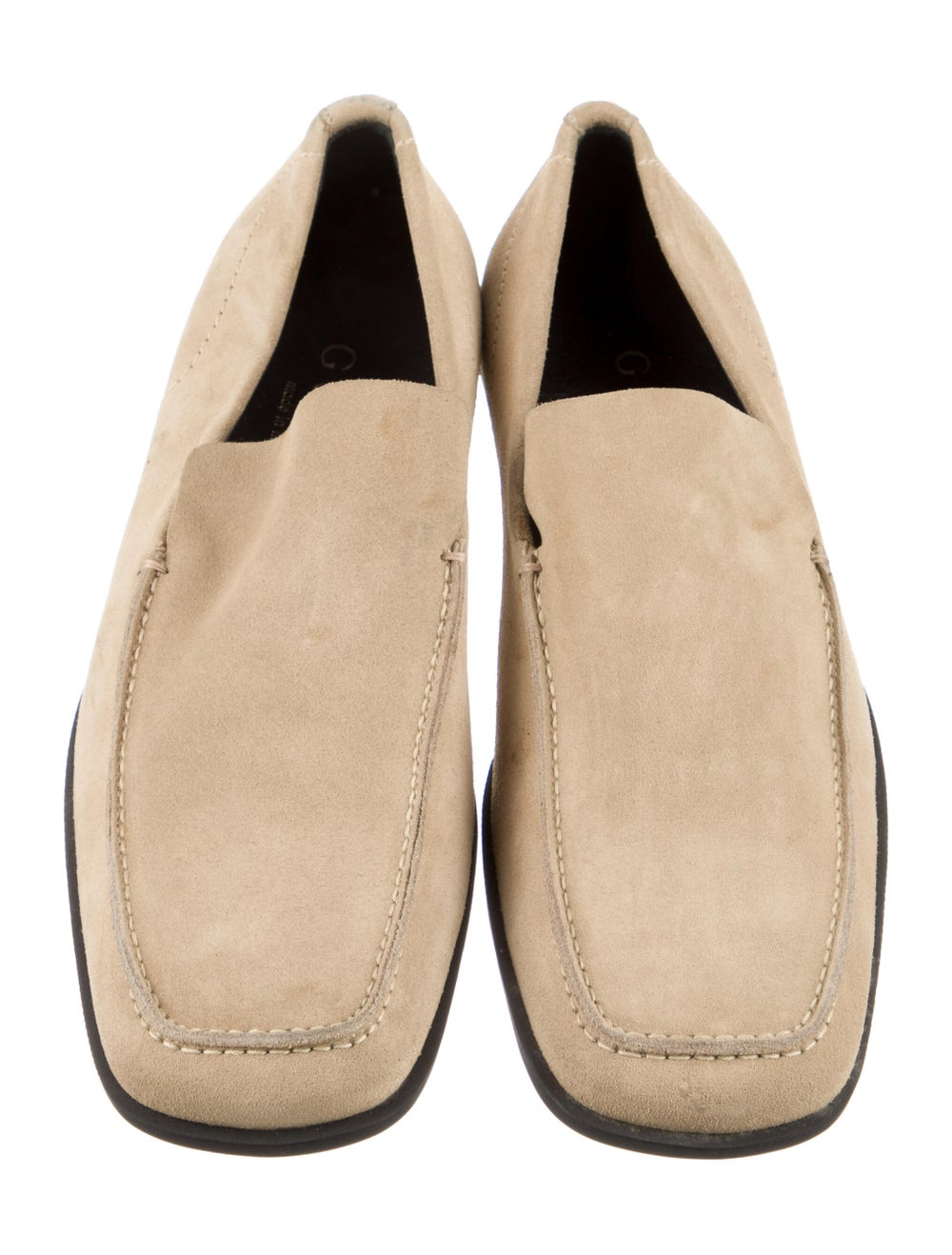 Gucci Suede Loafers - image 3