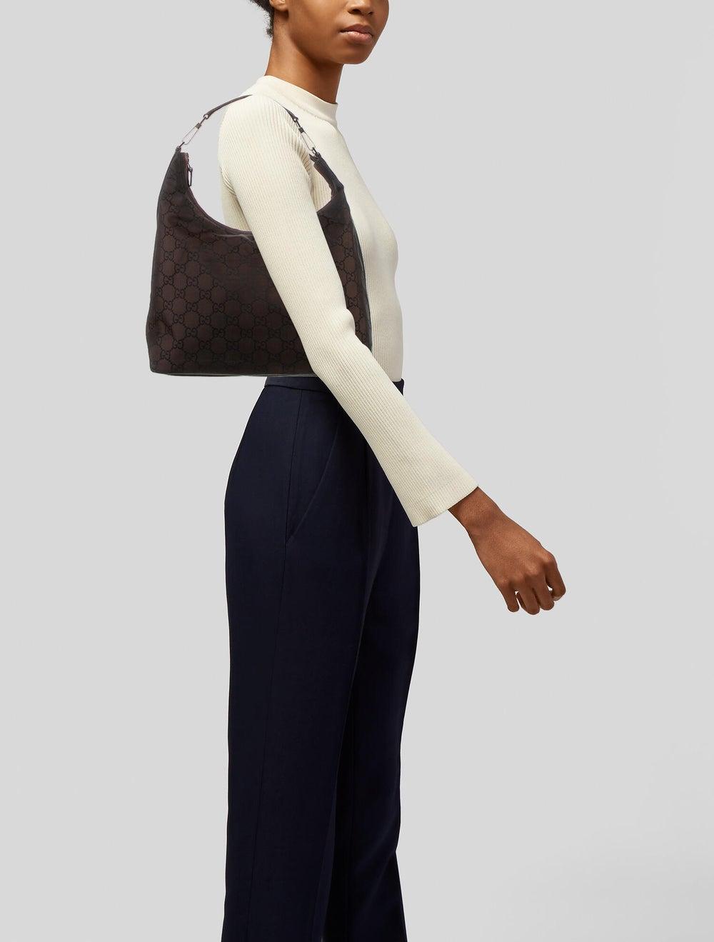 Gucci Leather Diana Shoulder Bag Gold - image 2