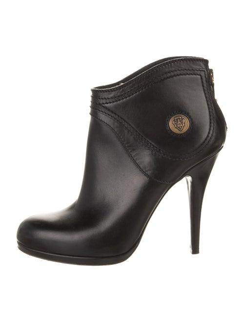 Gucci Diana Hysteria Accent Boots Black - image 1