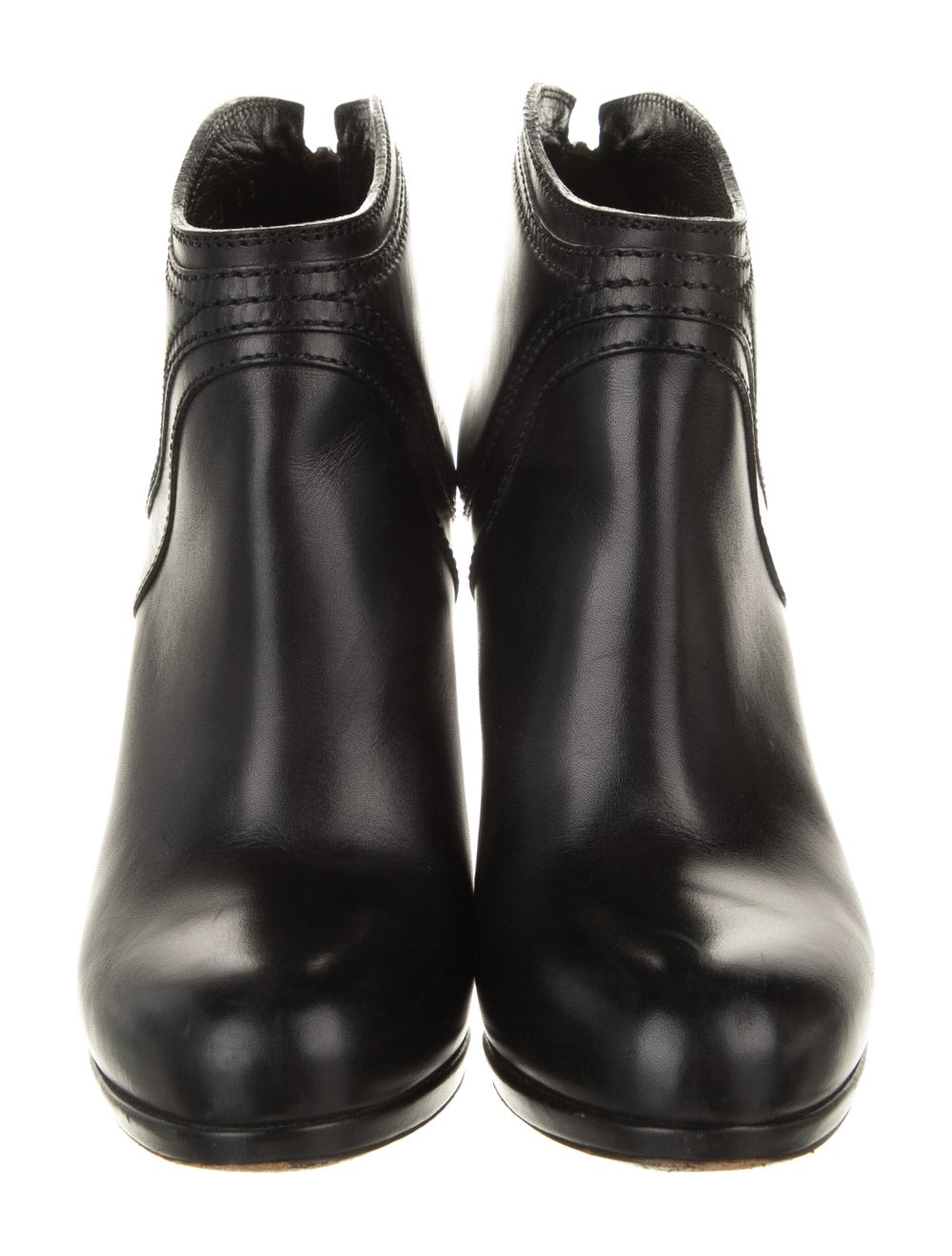 Gucci Diana Hysteria Accent Boots Black - image 3