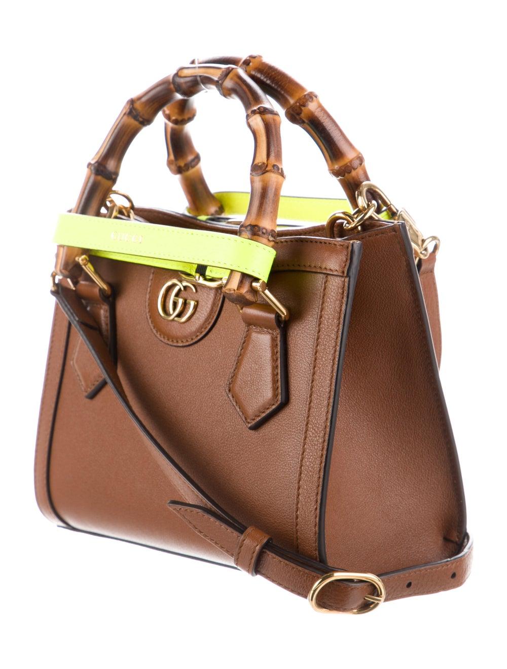 Gucci Diana Mini Tote Bag Brown - image 4