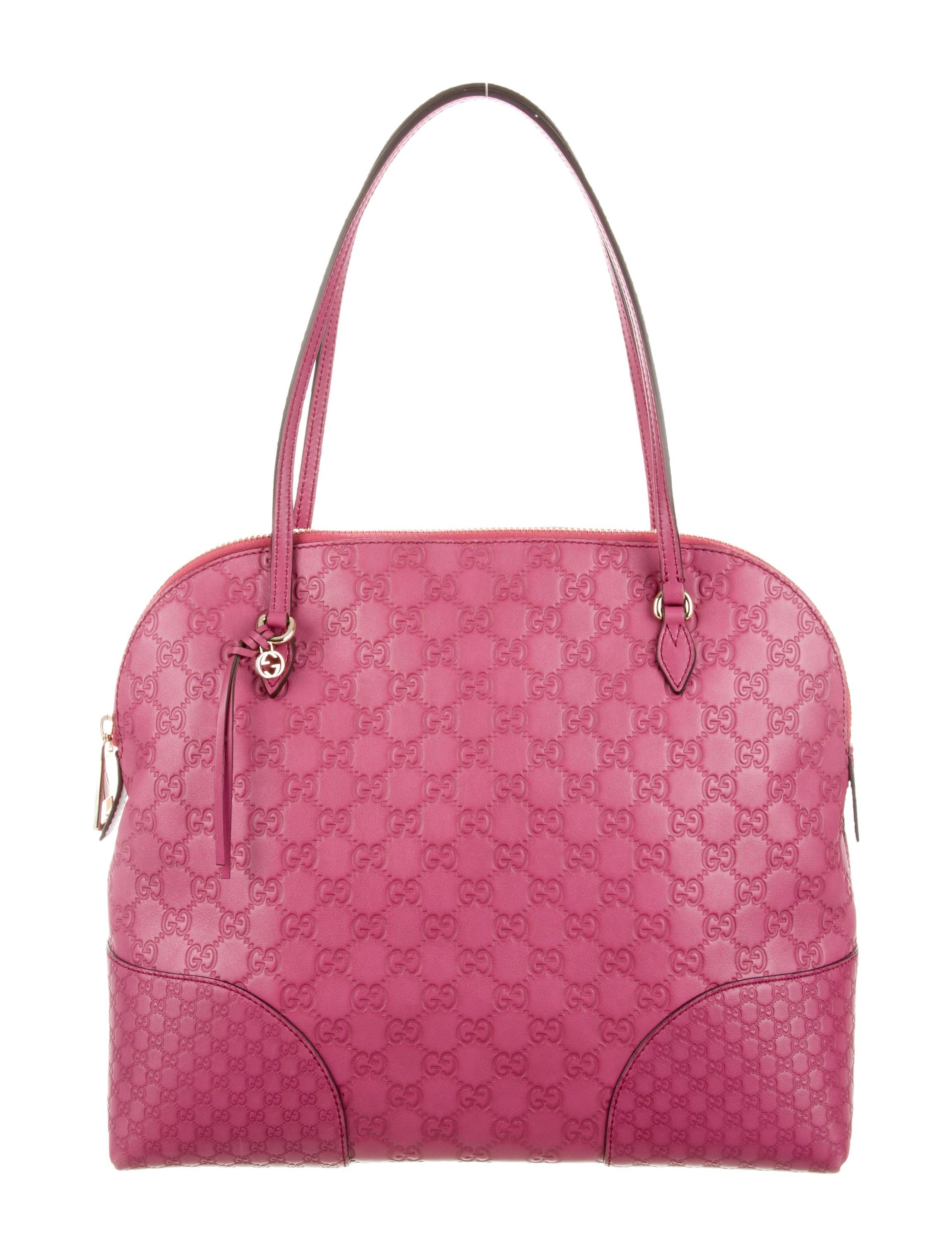 cdd017acfd3 Gucci Bree Guccissima Shoulder Bag - Handbags - GUC80266
