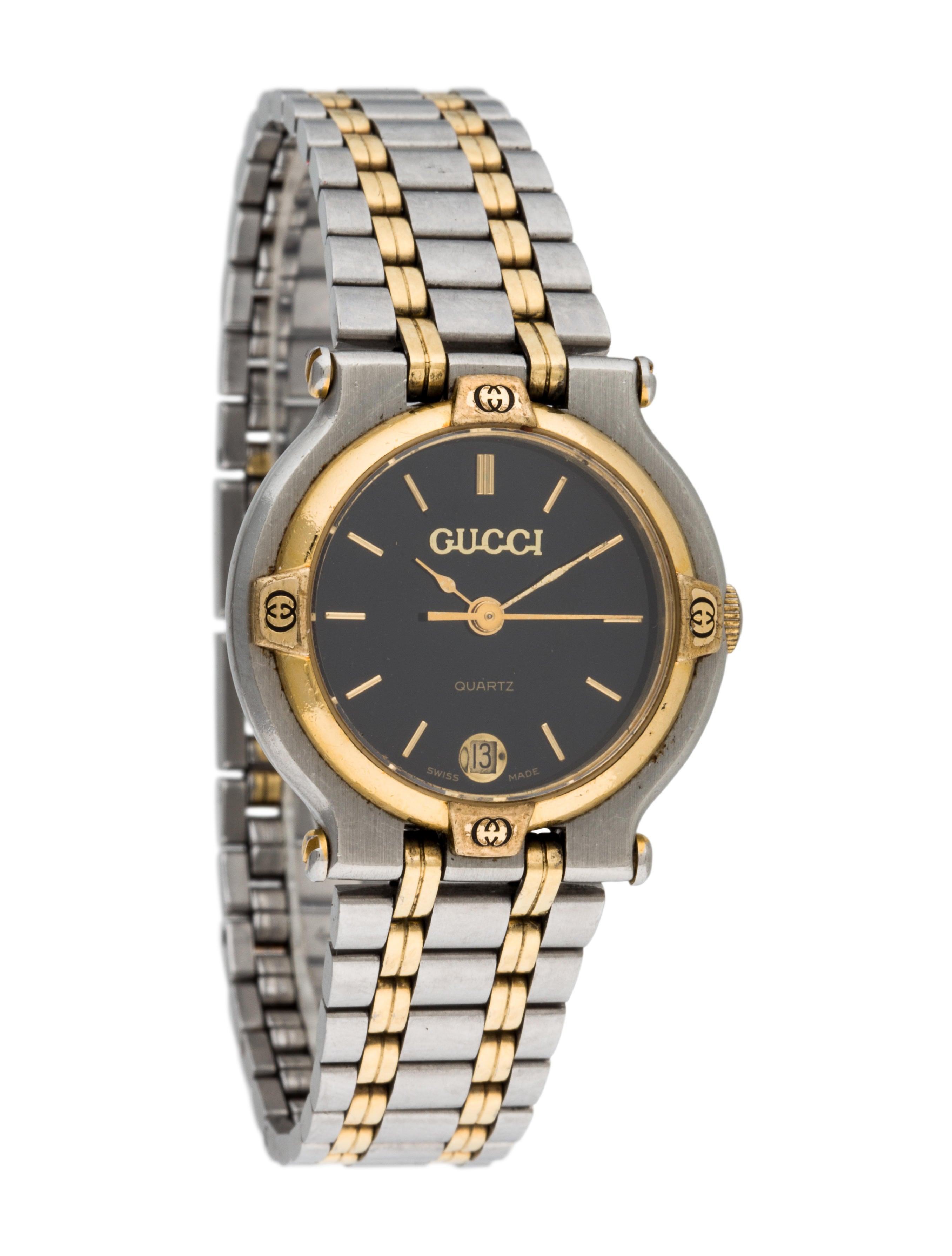 c4503538ae8 Gucci 9000L Watch - Bracelet - GUC80613