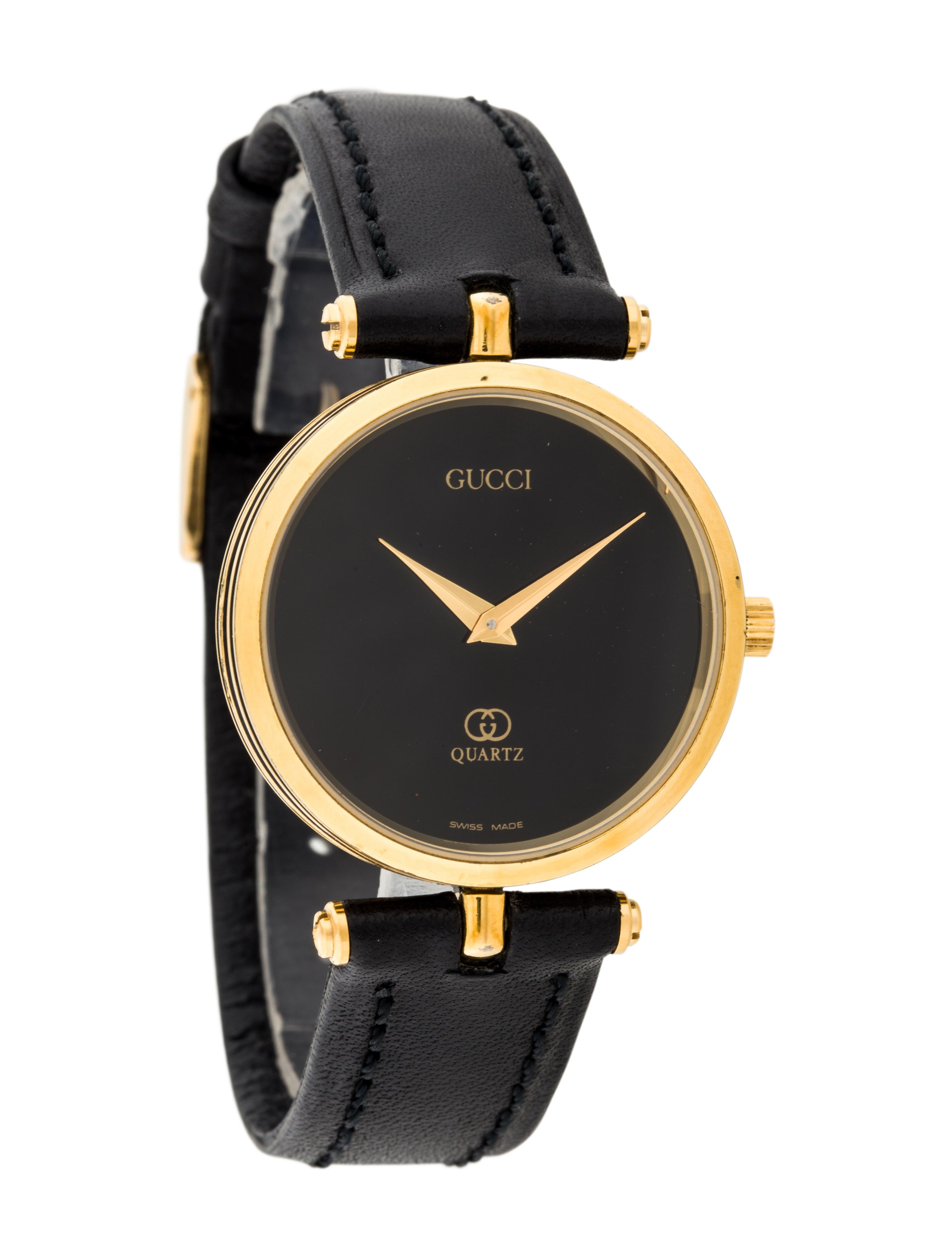 0961c08e3e1 Gucci 2000M Watch - Strap - GUC81067