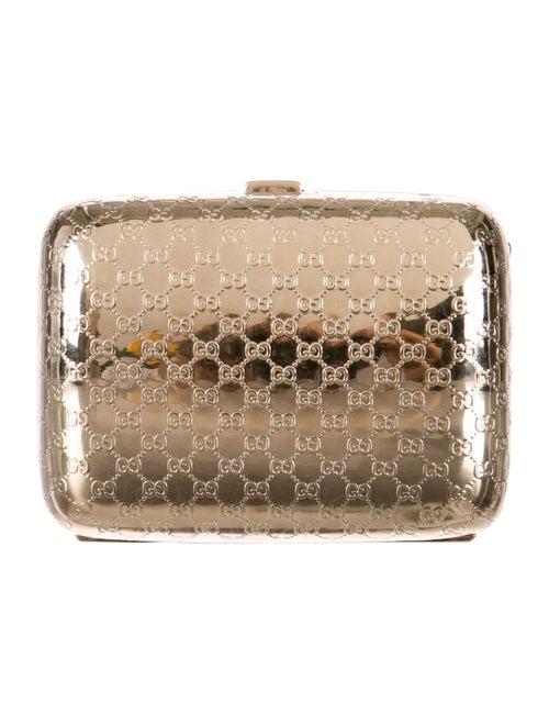 92dfa10a23 Gucci Dragonfly Miniaudiere Broadway Clutch Bag - Handbags ...