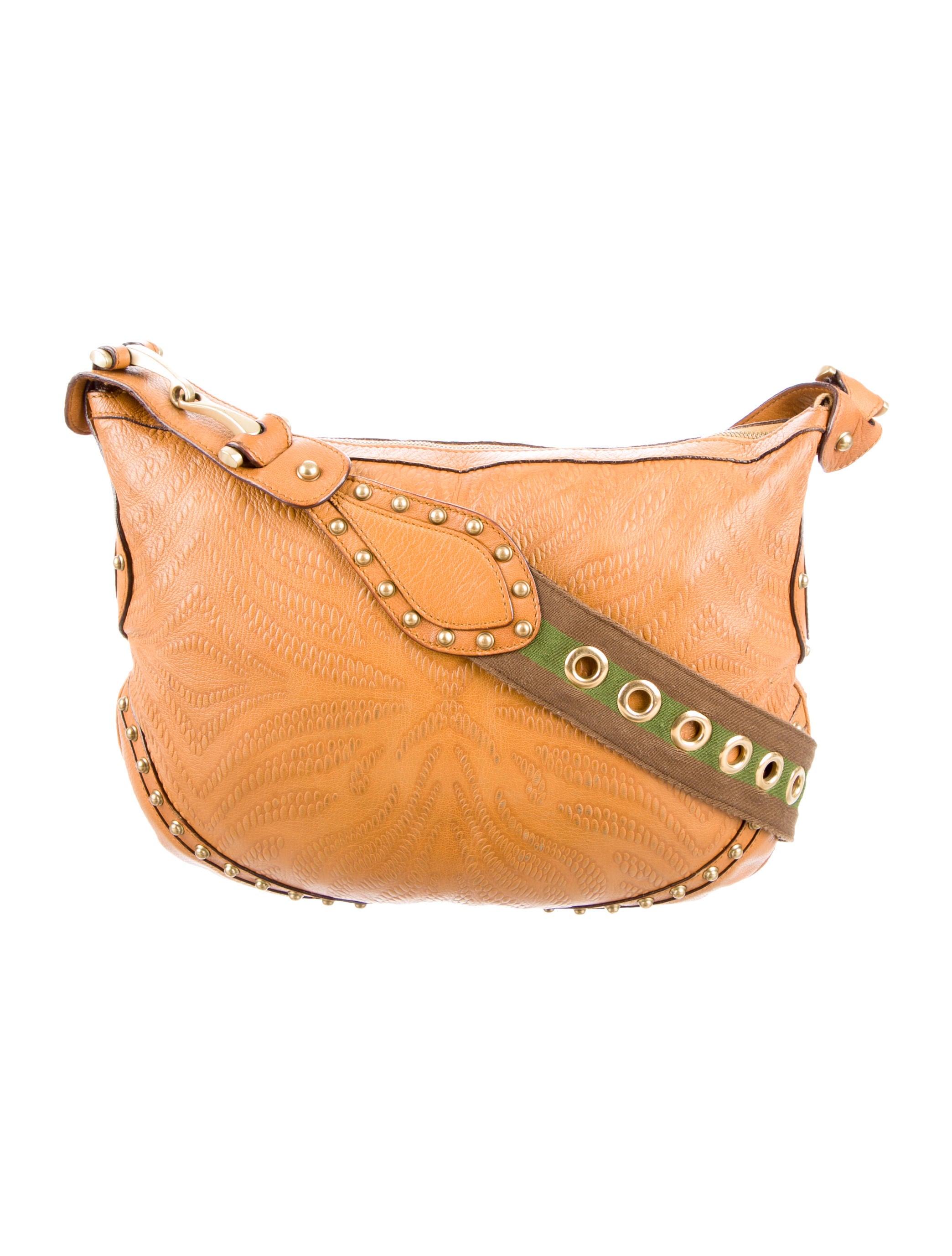 56ecb0a8bb5 Gucci Borchie Pelham Messenger Bag - Handbags - GUC91177