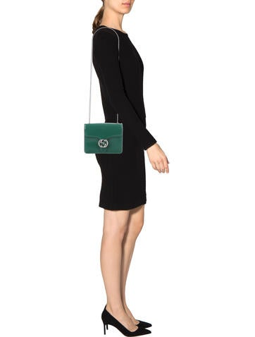 Medium Interlocking Shoulder Bag