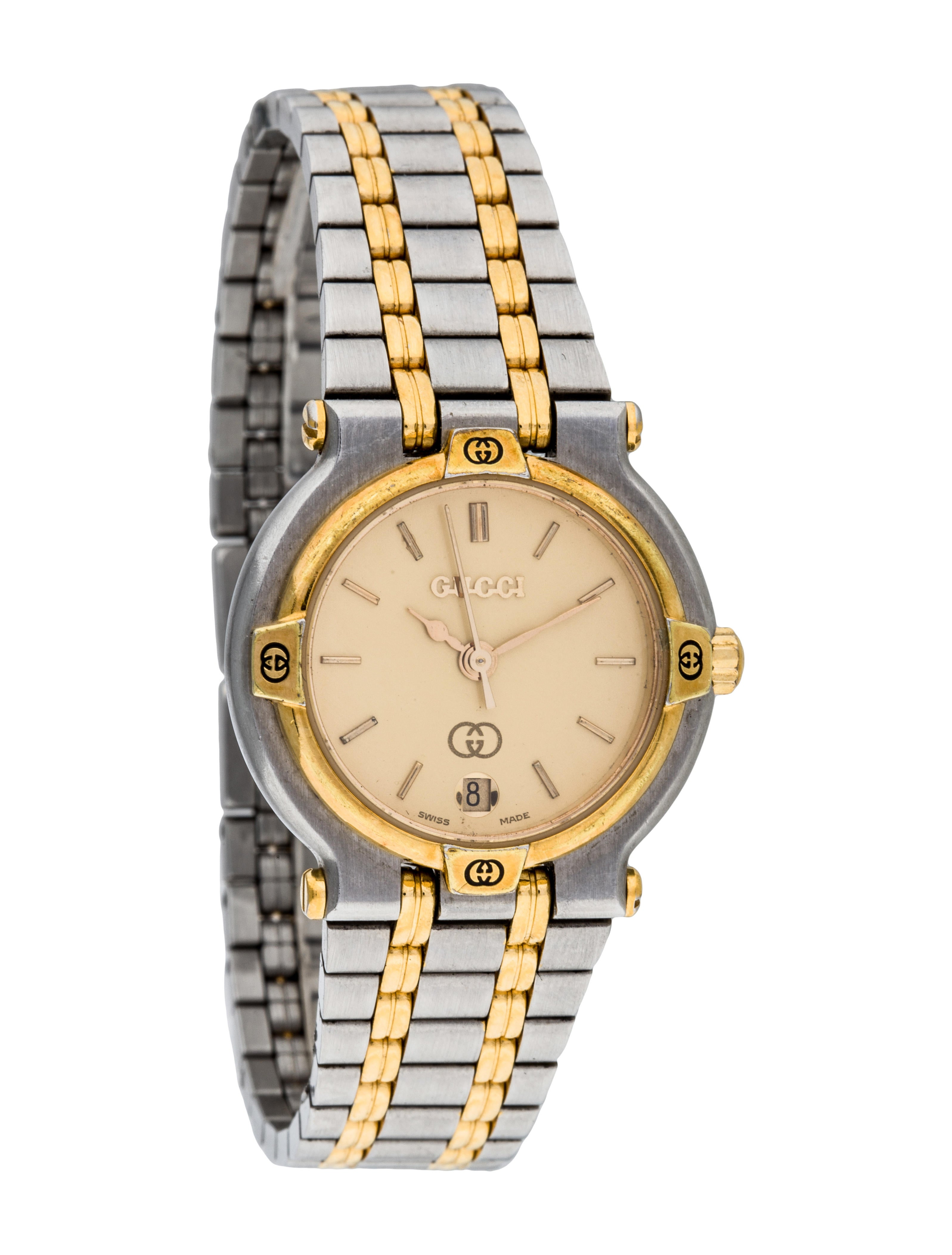 f9c85eed54d Gucci 9000M Series Watch - Bracelet - GUC94397