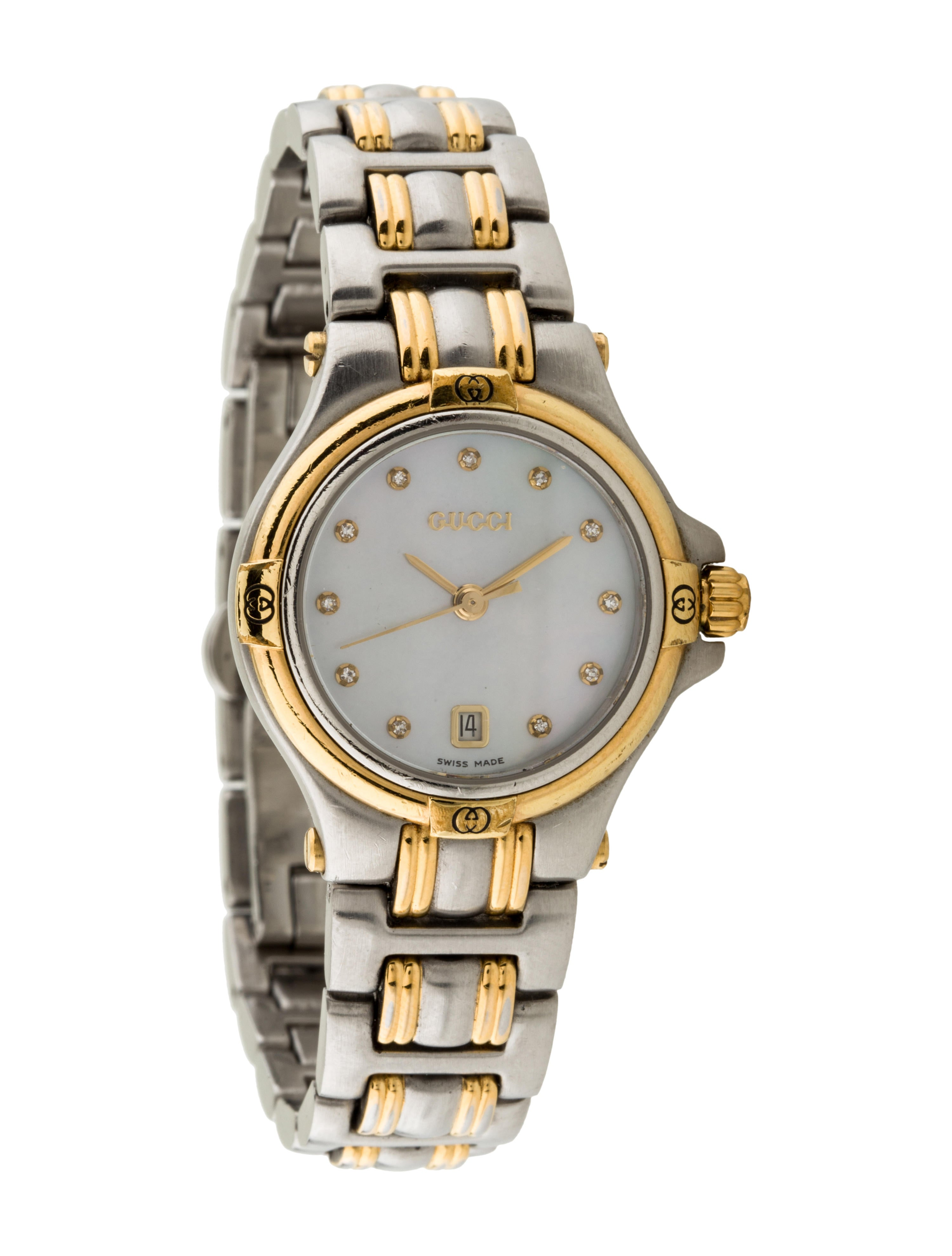d0d2b0f402c Gucci 9040L Watch - Bracelet - GUC97048