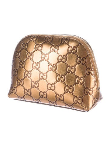 Guccissima Cosmetic Bag