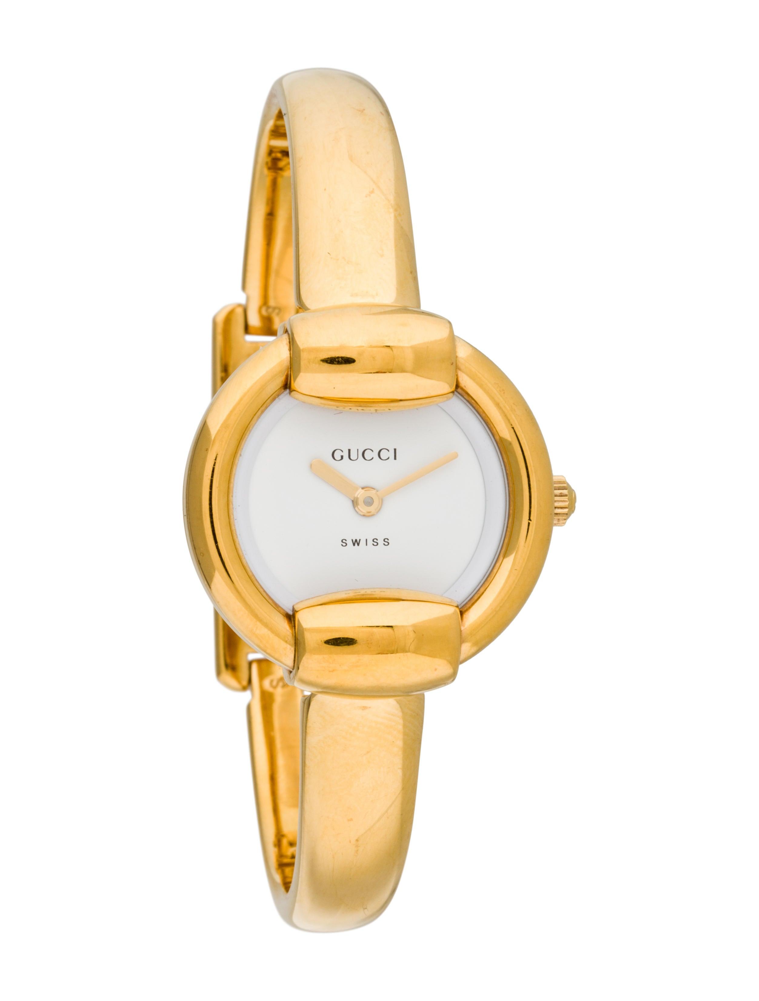 bca9fa6afa2 Gucci 1400L Watch - Bracelet - GUC97883