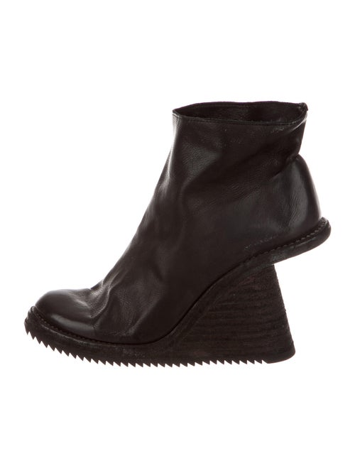 Guidi Leather Boots Black