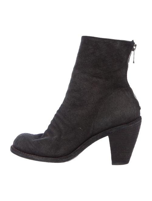 Guidi Boots Black