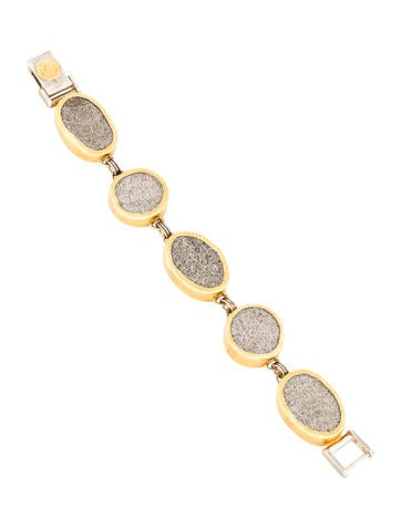 Gurhan Druzy Link Bracelet