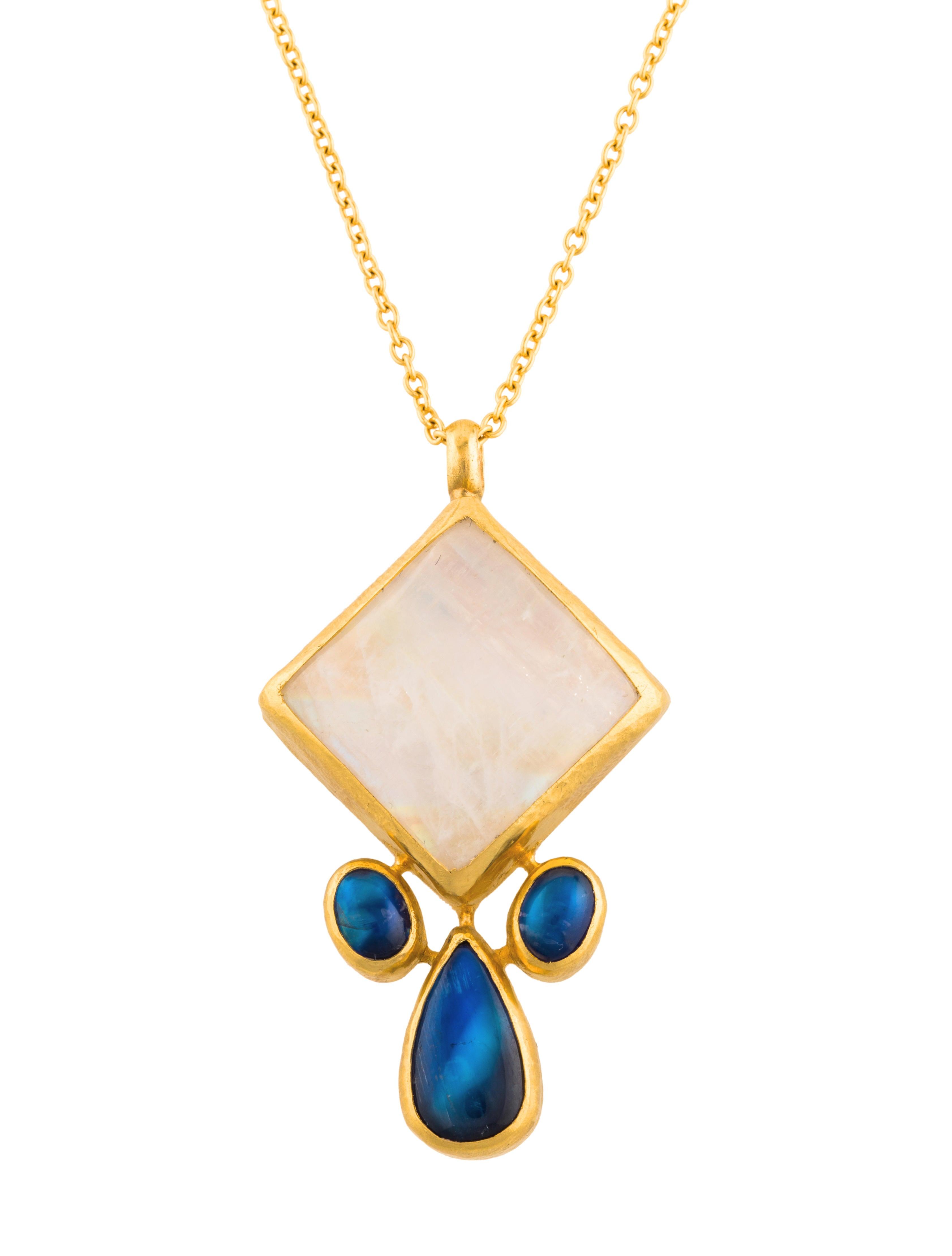 Gurhan Amulet Hue Pendant Necklace Cf3ypNx