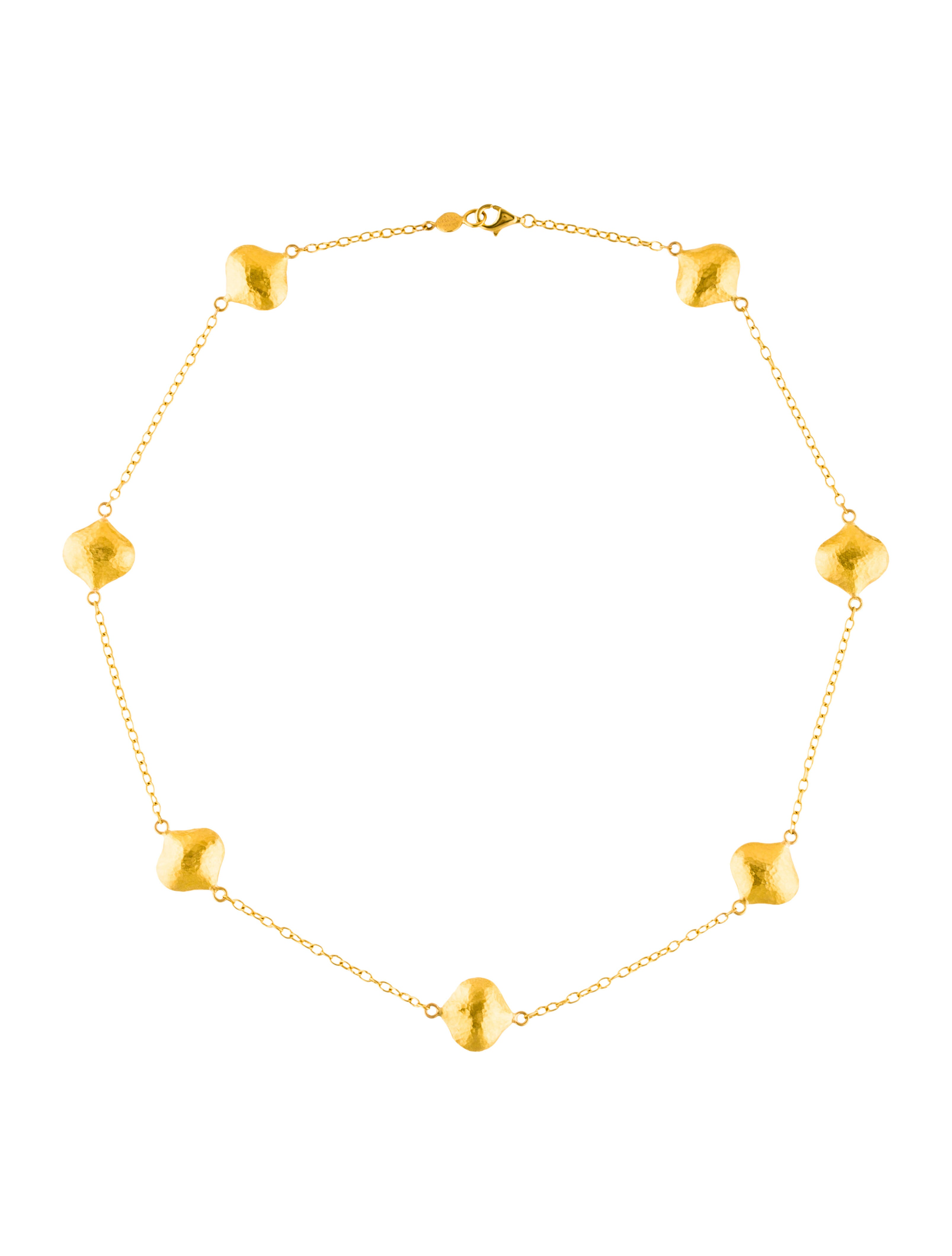 Gurhan Clove Puff Station Long Necklace yJ5Bg0VoS