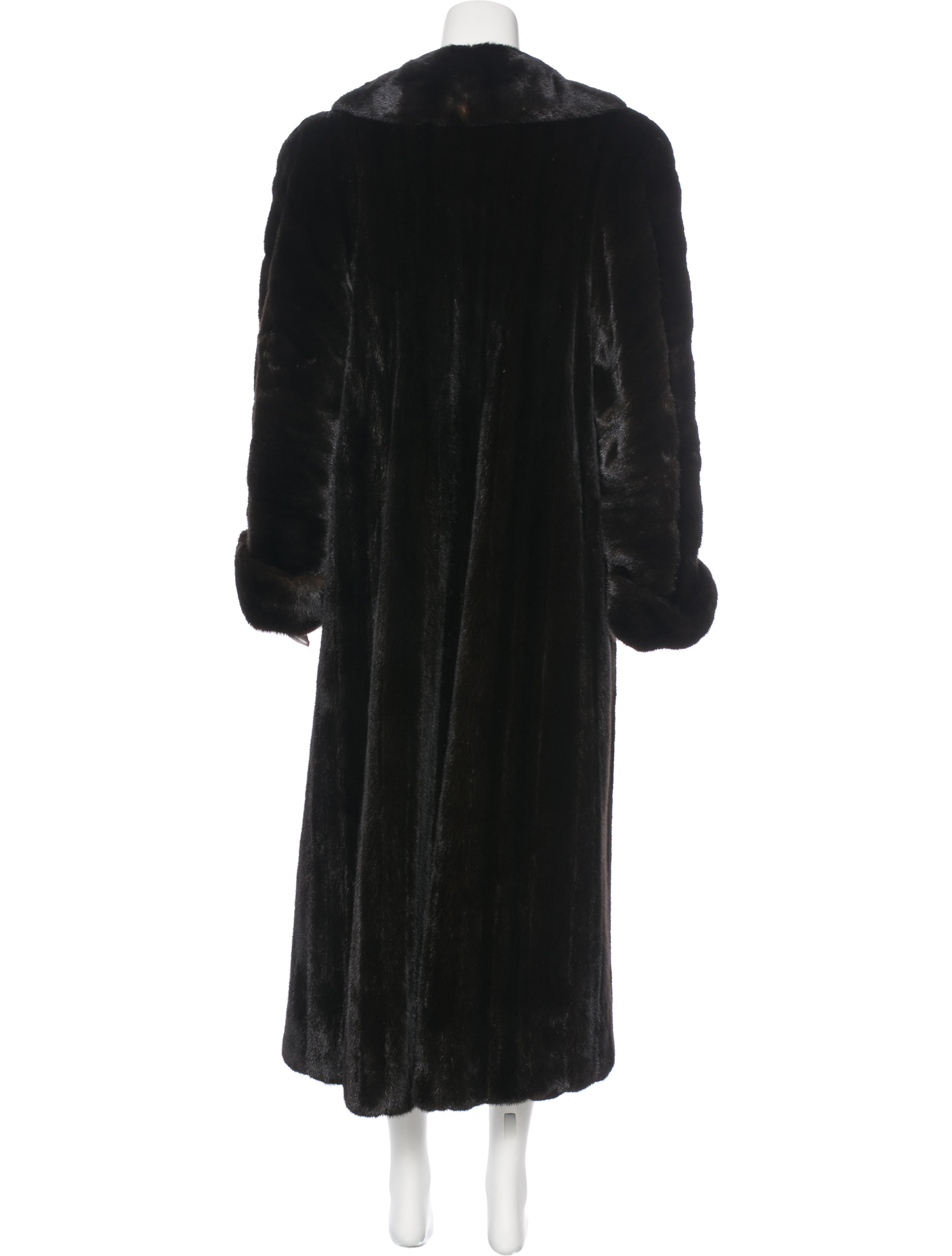 Guy Laroche Mink Fur Coat Clothing Guy20041 The Realreal