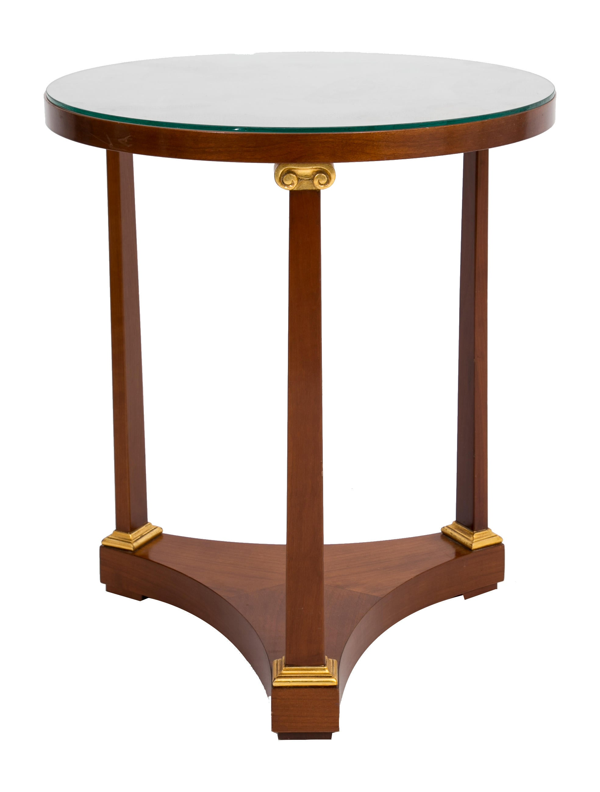 Gianni Versace Medusa Side Tables Furniture GVE20412  : GVE204123enlarged from www.therealreal.com size 1968 x 2596 jpeg 155kB