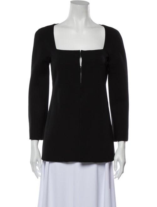 Gianni Versace Vintage Evening Jacket Black
