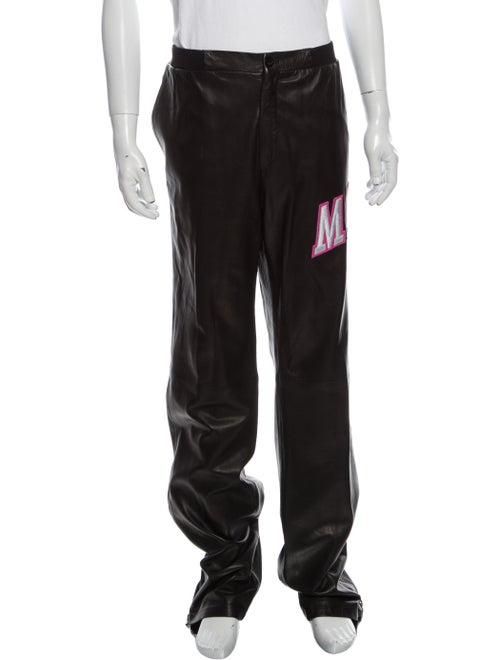 Gianni Versace 1990's Pants Black