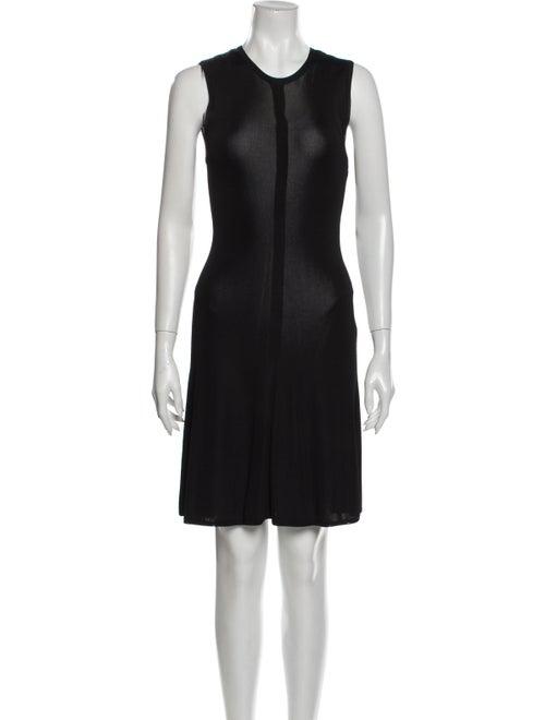 Gianni Versace Dress Set Black