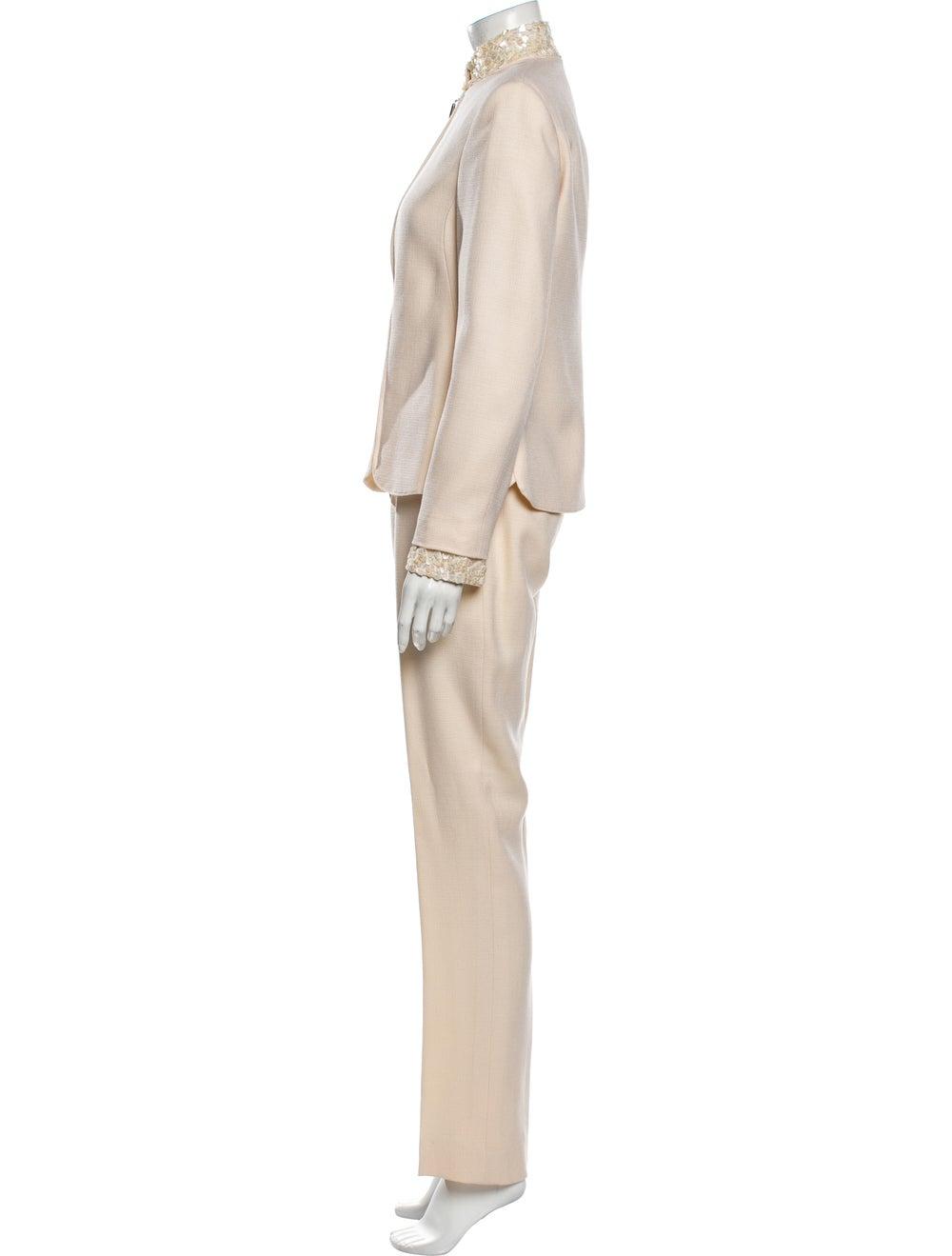 Gianni Versace Vintage 1990's Pantsuit - image 2