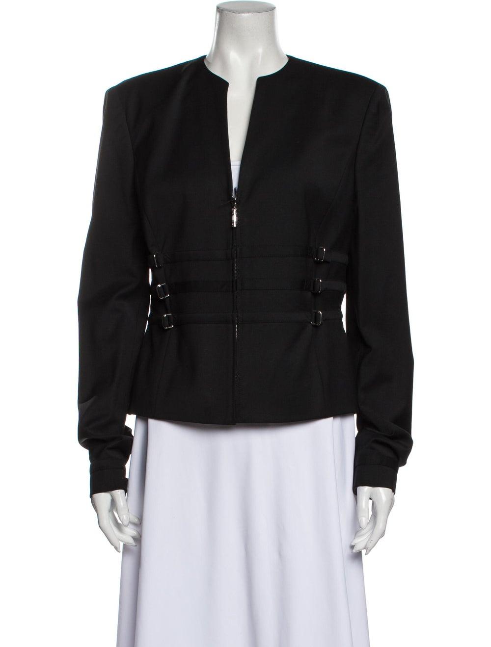 Gianni Versace Vintage Jacket Black - image 1
