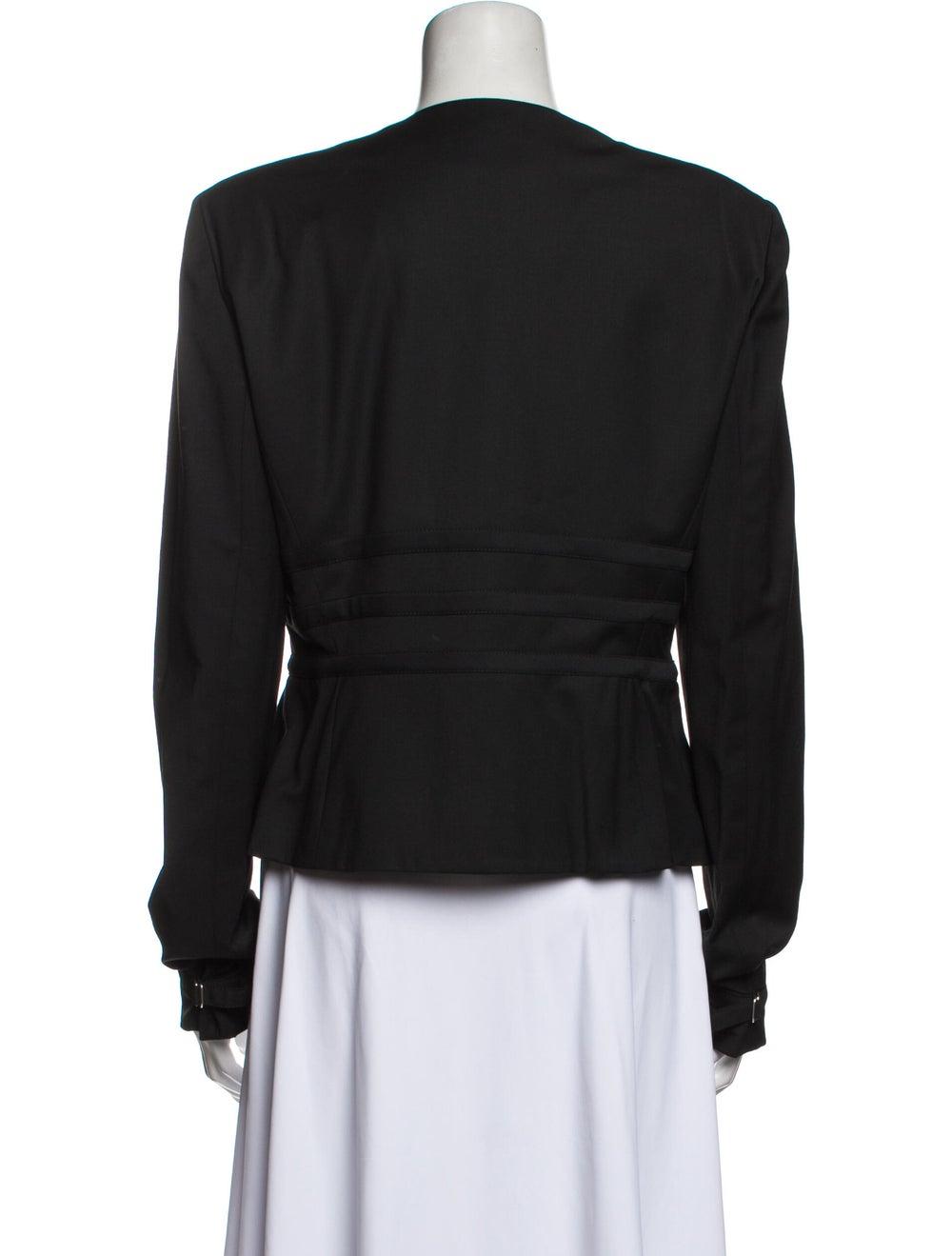 Gianni Versace Vintage Jacket Black - image 3