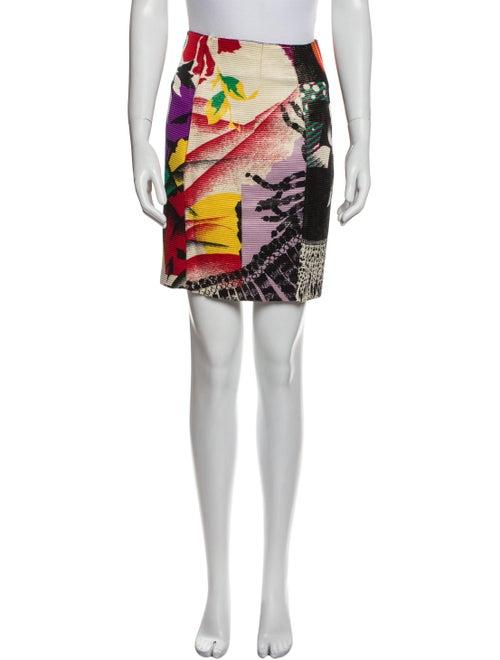 Gianni Versace Vintage Mini Skirt - image 1