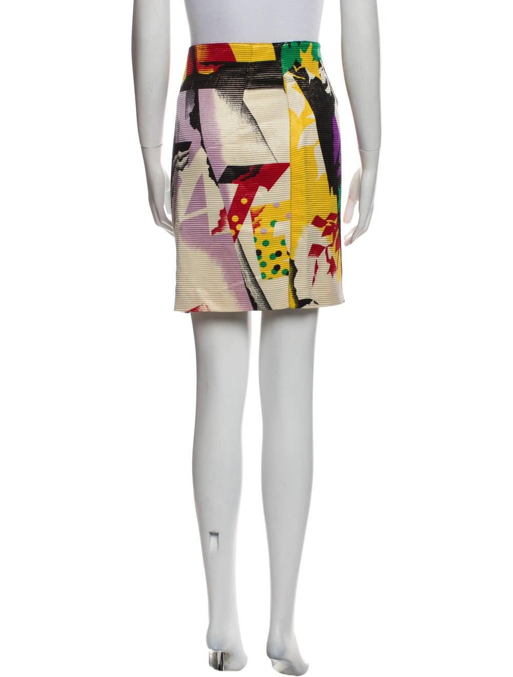 Gianni Versace Vintage Mini Skirt - image 3