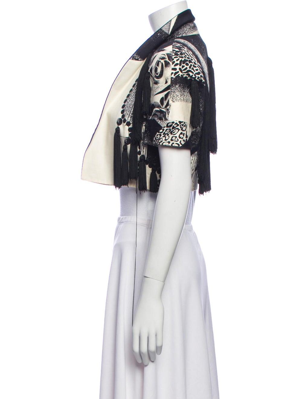 Gianni Versace Vintage 1990 Bolero - image 2