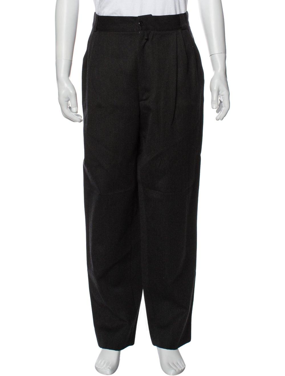 Gianni Versace Vintage Pants Wool - image 1