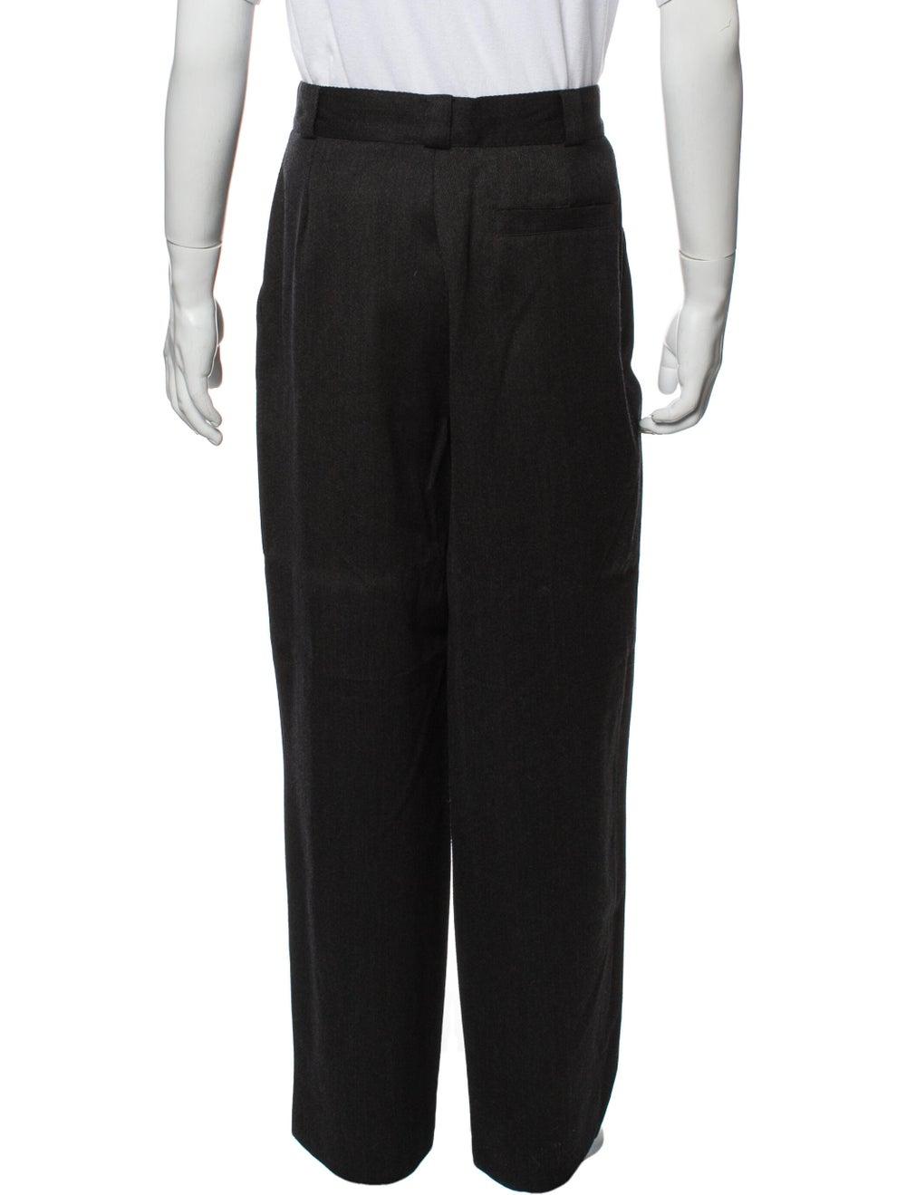 Gianni Versace Vintage Pants Wool - image 3