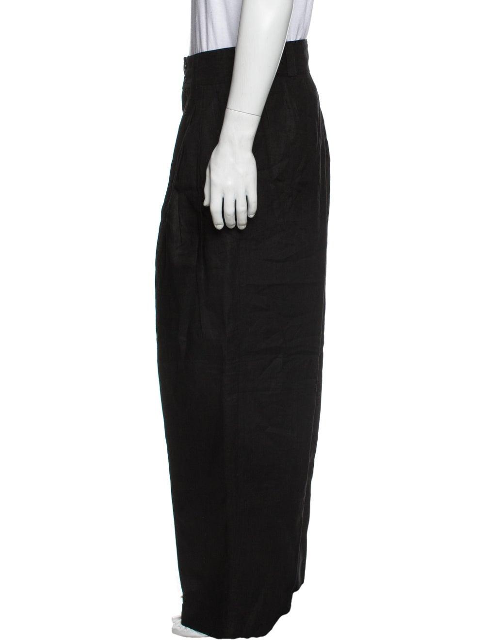Gianni Versace Vintage Pants Black - image 2