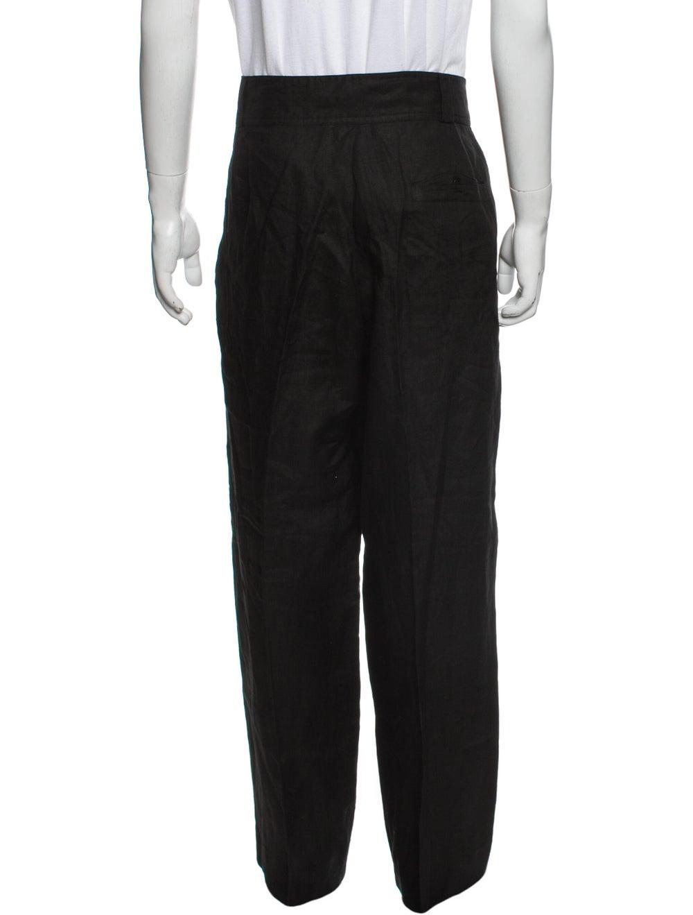 Gianni Versace Vintage Pants Black - image 3