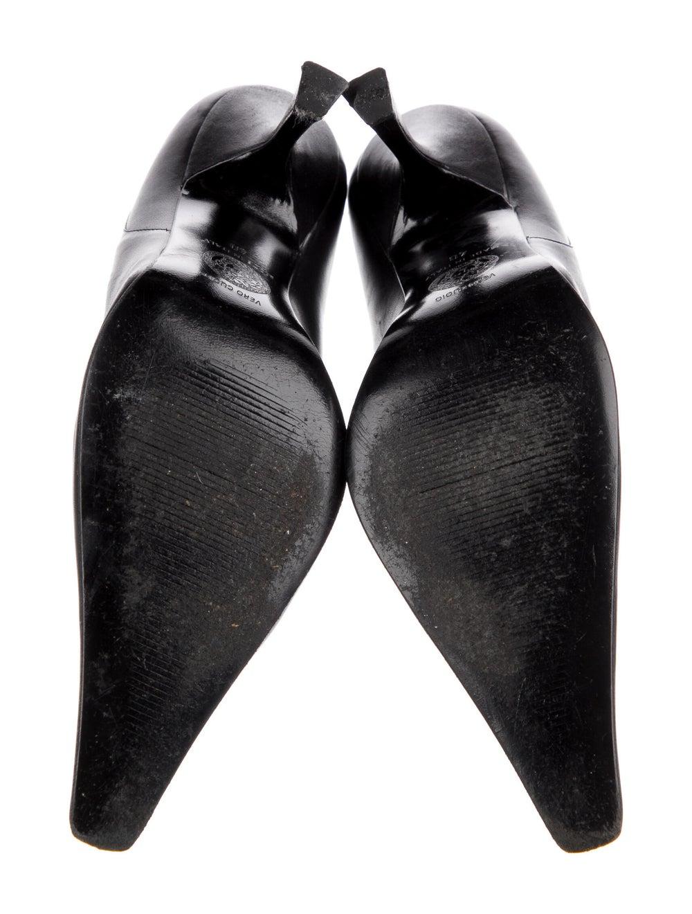 Gianni Versace Leather Pumps Black - image 5