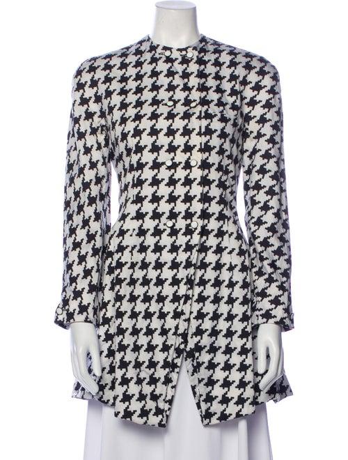 Gianni Versace Vintage 1988 Evening Jacket White