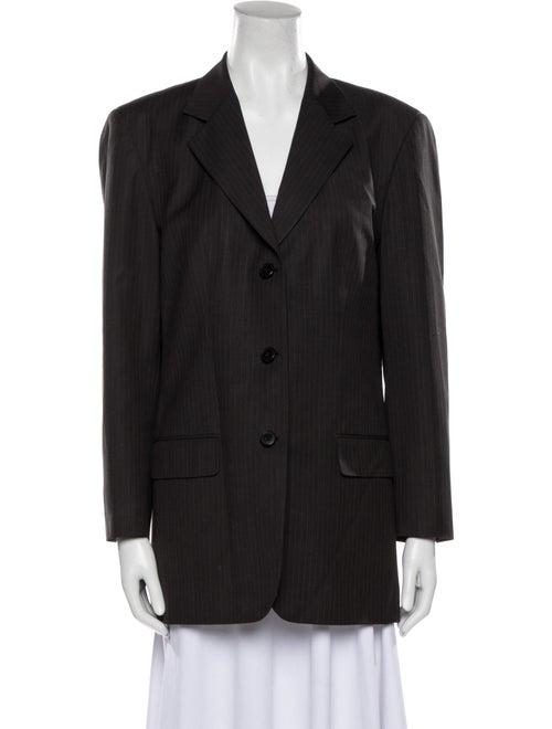 Gianni Versace Blazer Black