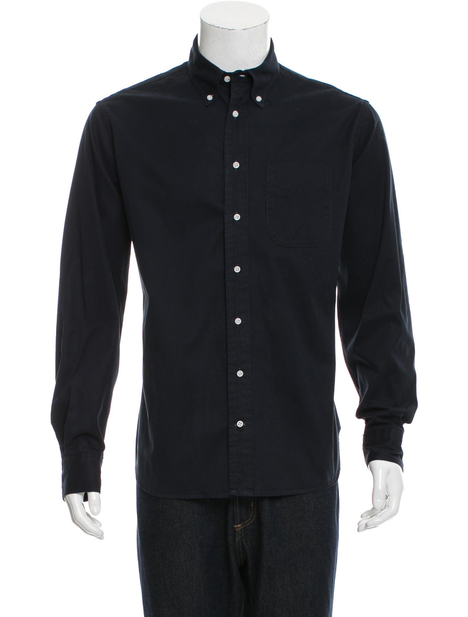 Gitman Brothers Long Sleeve Button Up Shirt Clothing