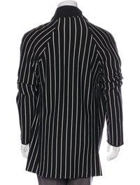 2018 Wool-Blend Striped Cardigan image 3