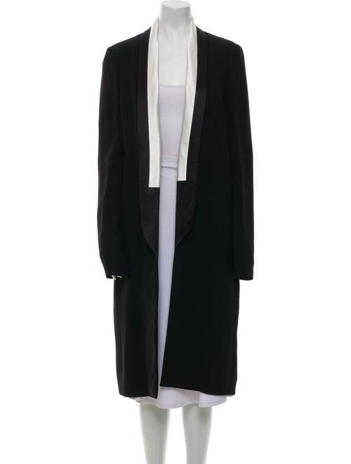 Haider Ackermann Coat Black