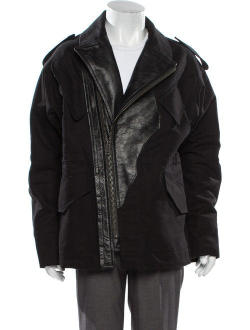 Haider Ackermann Jacket Black