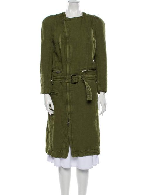 Haider Ackermann Coat Green