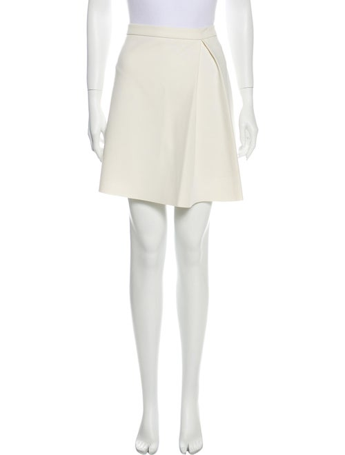 Halston Mini Skirt