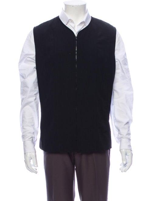 Halston Vest Black
